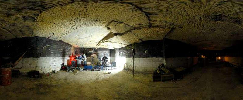 STE-EXPERIENCES s'intalle sous terre